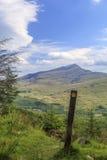 Άποψη Snowdon στοκ φωτογραφία