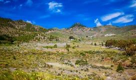 Άποψη Valle de Arriba Στοκ φωτογραφίες με δικαίωμα ελεύθερης χρήσης