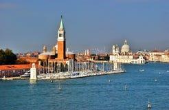 Άποψη Venicean Στοκ Εικόνες