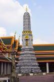 Άποψη Wat Pho Στοκ Εικόνες