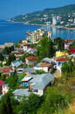 Άποψη Yalta Στοκ Φωτογραφίες