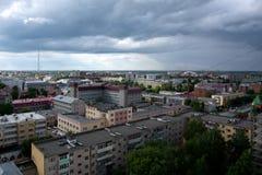 Άποψη Yoshkar-Ola Στοκ φωτογραφία με δικαίωμα ελεύθερης χρήσης