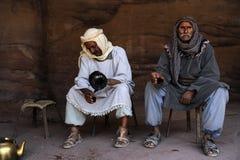 Άραβες Ιορδανία Στοκ Εικόνες