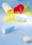 άρθρο ιατρικό Στοκ εικόνες με δικαίωμα ελεύθερης χρήσης