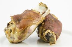 Άρθρωση δύο του χοιρινού κρέατος Στοκ εικόνα με δικαίωμα ελεύθερης χρήσης