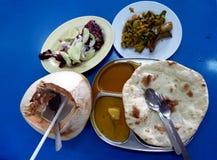 Άριστο γεύμα στη Μαλαισία Κουάλα Λουμπούρ Στοκ φωτογραφία με δικαίωμα ελεύθερης χρήσης