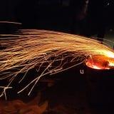 Άρματα της πυρκαγιάς στοκ εικόνα