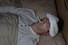 άρρωστοι ατόμων σπορείων Στοκ εικόνα με δικαίωμα ελεύθερης χρήσης