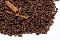 Άρωμα καφέ Στοκ Εικόνες