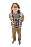 Δάσκαλος Geek Στοκ εικόνες με δικαίωμα ελεύθερης χρήσης