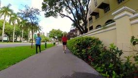Άσκηση ανθρώπων απόθεμα βίντεο