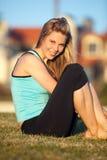 Άσκηση γυναικών Στοκ φωτογραφία με δικαίωμα ελεύθερης χρήσης