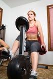 άσκηση ποδηλάτων workout στοκ φωτογραφίες με δικαίωμα ελεύθερης χρήσης