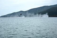 Άσκηση στρατού Στοκ εικόνα με δικαίωμα ελεύθερης χρήσης