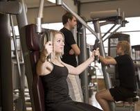 άσκηση του κοριτσιού Στοκ φωτογραφίες με δικαίωμα ελεύθερης χρήσης