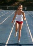 άσκηση του κοριτσιού στοκ φωτογραφία με δικαίωμα ελεύθερης χρήσης