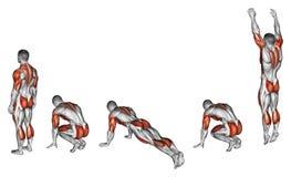 άσκηση Burpee