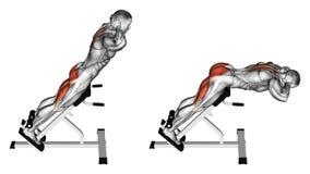 άσκηση Hyperextension