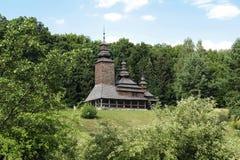 δάσος εκκλησιών Στοκ εικόνες με δικαίωμα ελεύθερης χρήσης