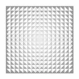 Άσπρα γεωμετρικά σύσταση και υπόβαθρο Στοκ Εικόνες