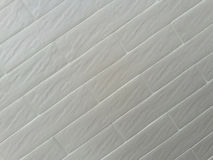 Άσπρα κεραμίδια τοίχων Στοκ φωτογραφία με δικαίωμα ελεύθερης χρήσης