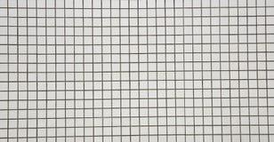 Άσπρα κεραμίδια Στοκ φωτογραφία με δικαίωμα ελεύθερης χρήσης