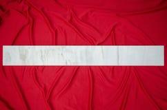 Άσπρα μαρμάρινα κεραμίδια παραθύρων Ruschita Στοκ Φωτογραφίες