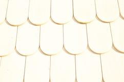 Άσπρα ξύλινα βότσαλα Στοκ Φωτογραφίες