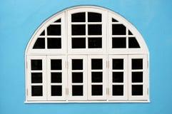 άσπρα Windows Στοκ φωτογραφίες με δικαίωμα ελεύθερης χρήσης