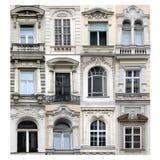 άσπρα Windows Στοκ φωτογραφία με δικαίωμα ελεύθερης χρήσης