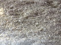 Άσπρη άμμος των τροπικών κύκλων Στοκ φωτογραφίες με δικαίωμα ελεύθερης χρήσης