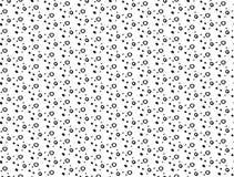Άσπρη άνευ ραφής σύσταση Διανυσματική ανασκόπηση Σχέδιο σημείων Στοκ Εικόνες