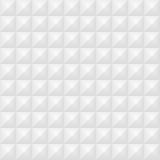 Άσπρη άνευ ραφής σύσταση στηριγμάτων διανυσματική απεικόνιση