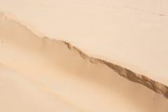 Άσπρη έρημος αμμόλοφων άμμου στο ΝΕ Mui, Βιετνάμ Στοκ φωτογραφία με δικαίωμα ελεύθερης χρήσης