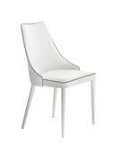 Άσπρη έδρα Στοκ φωτογραφία με δικαίωμα ελεύθερης χρήσης