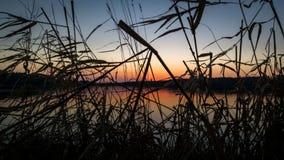 Άσπρη λίμνη Στοκ Εικόνα