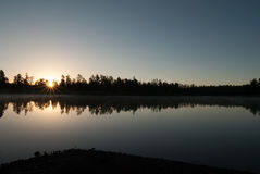 Άσπρη λίμνη Campgrounds, Ουίλιαμς, AZ αλόγων Στοκ φωτογραφία με δικαίωμα ελεύθερης χρήσης