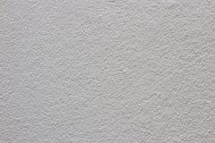 Άσπρη ακρυλική τραχιά σύσταση υποβάθρου στοκ φωτογραφία με δικαίωμα ελεύθερης χρήσης