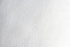 Άσπρη ανασκόπηση βαμβακιού Στοκ Φωτογραφίες