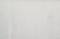 Άσπρη επικονιασμένη σύσταση υποβάθρου τοίχων Στοκ φωτογραφία με δικαίωμα ελεύθερης χρήσης