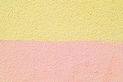 Άσπρη επικονιασμένη σύσταση υποβάθρου τοίχων Στοκ Φωτογραφίες