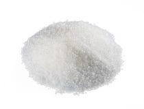 Άσπρη ζάχαρη Στοκ φωτογραφία με δικαίωμα ελεύθερης χρήσης