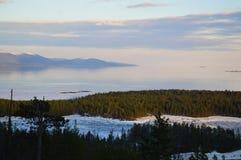 Άσπρη θάλασσα Ρωσία Στοκ εικόνες με δικαίωμα ελεύθερης χρήσης