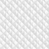 Άσπρη διακοσμητική σύσταση - άνευ ραφής Στοκ Εικόνα