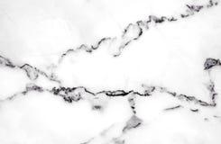 Άσπρη και γκρίζα μαρμάρινη σύσταση Στοκ φωτογραφία με δικαίωμα ελεύθερης χρήσης