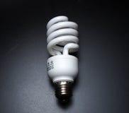 Άσπρη λάμπα φωτός Στοκ φωτογραφία με δικαίωμα ελεύθερης χρήσης