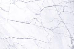 Άσπρη μαρμάρινη σύσταση για την εργασία τέχνης υποβάθρου ή σχεδίου Στοκ εικόνες με δικαίωμα ελεύθερης χρήσης
