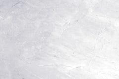 Άσπρη μαρμάρινη σύσταση με το φυσικό σχέδιο Στοκ Εικόνα