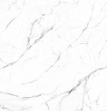 Άσπρη μαρμάρινη φυσική σύσταση πετρών Στοκ Εικόνες