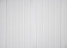 Άσπρη ξύλινη ανασκόπηση σύστασης Υψηλή διάλυση Στοκ Εικόνα